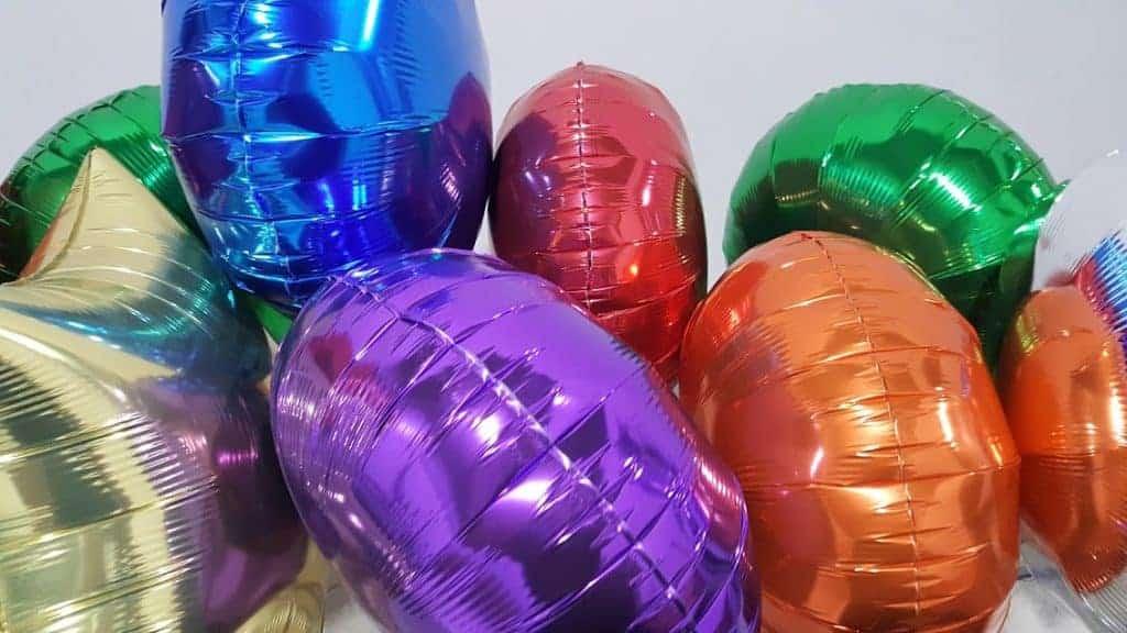 Ballons personnalisés en Mylar
