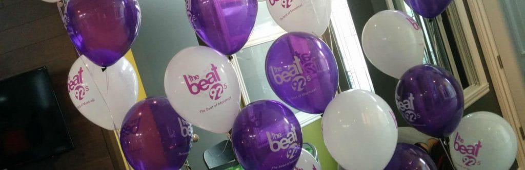 Promotional Balloons for Events