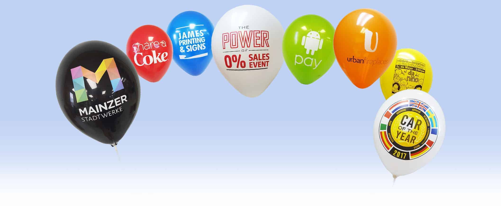 Promotional Balloons to Boost Business