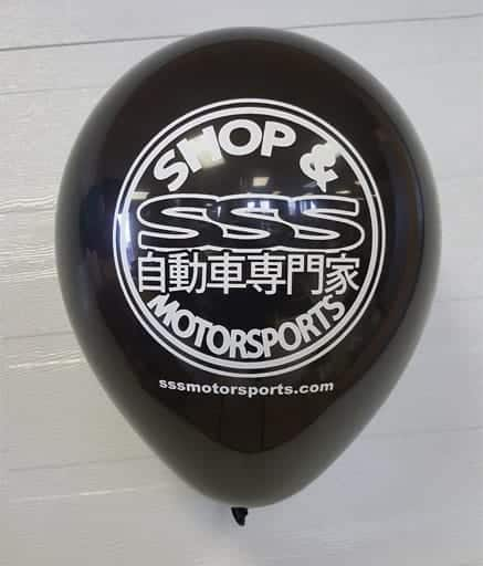 logo balloons cheap