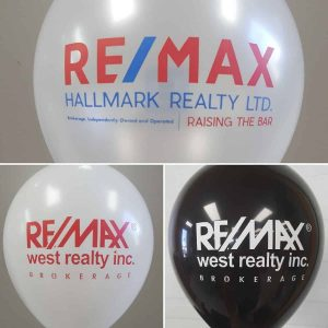 Real Estate Balloons