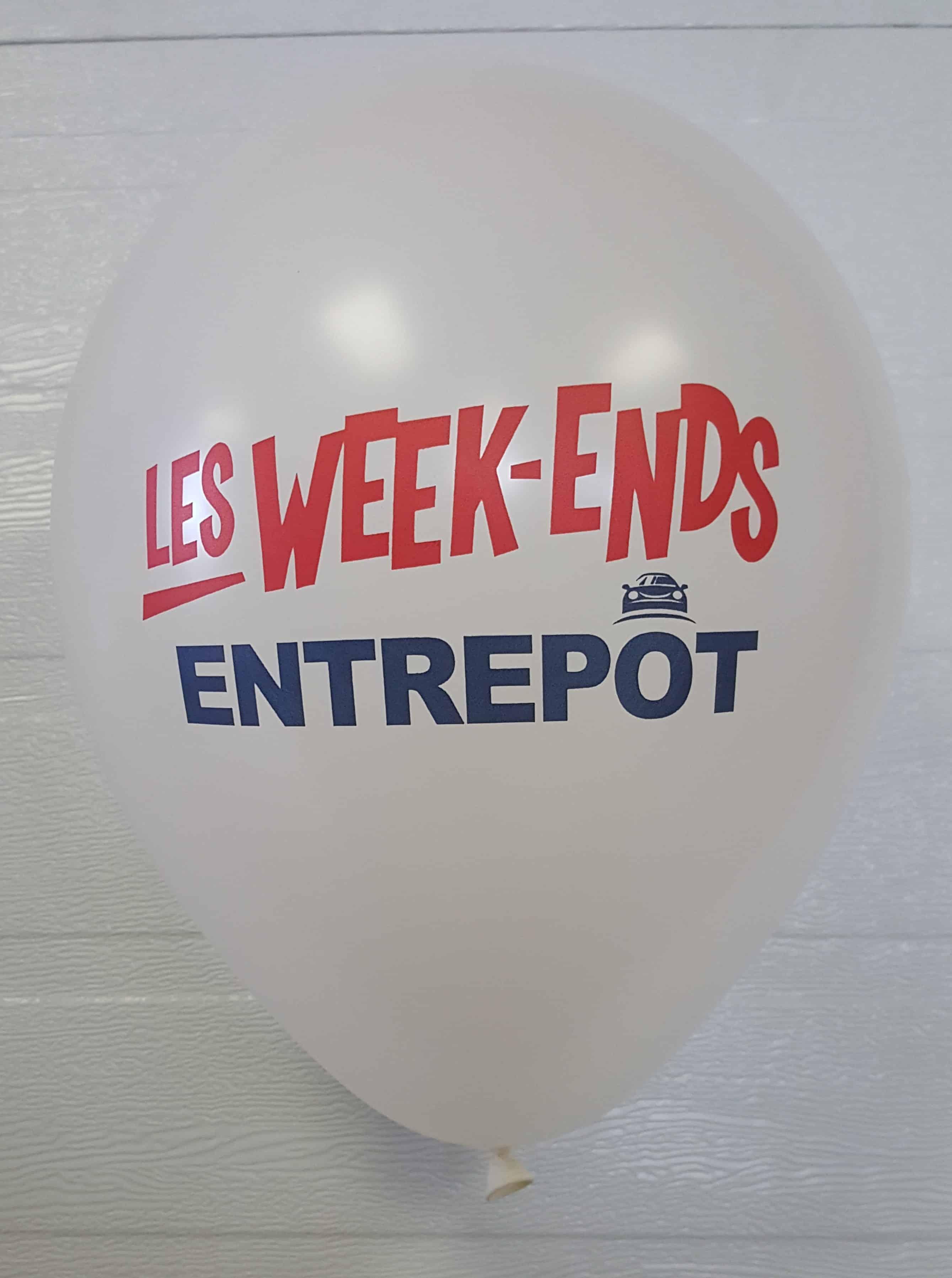 Ballons personnalisés à Montréal