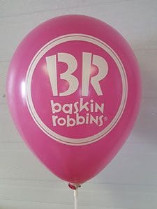 Get custom balloons printed and delivered to stores