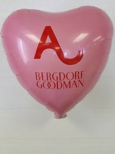 Custom balloons with logo services
