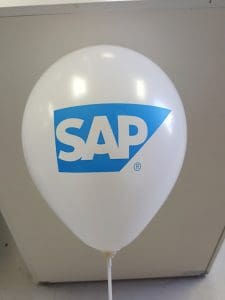 Custom latex balloons