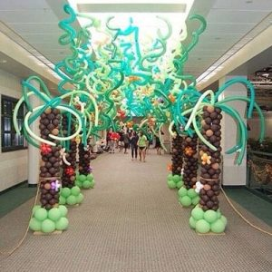 Personalized Balloon Decorations