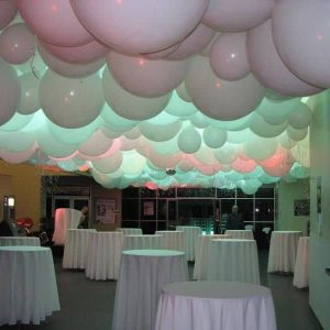 Custom Balloons for Private Corporate Events