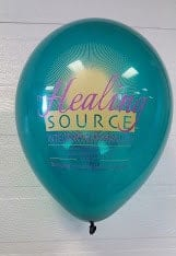 Custom balloons holidays