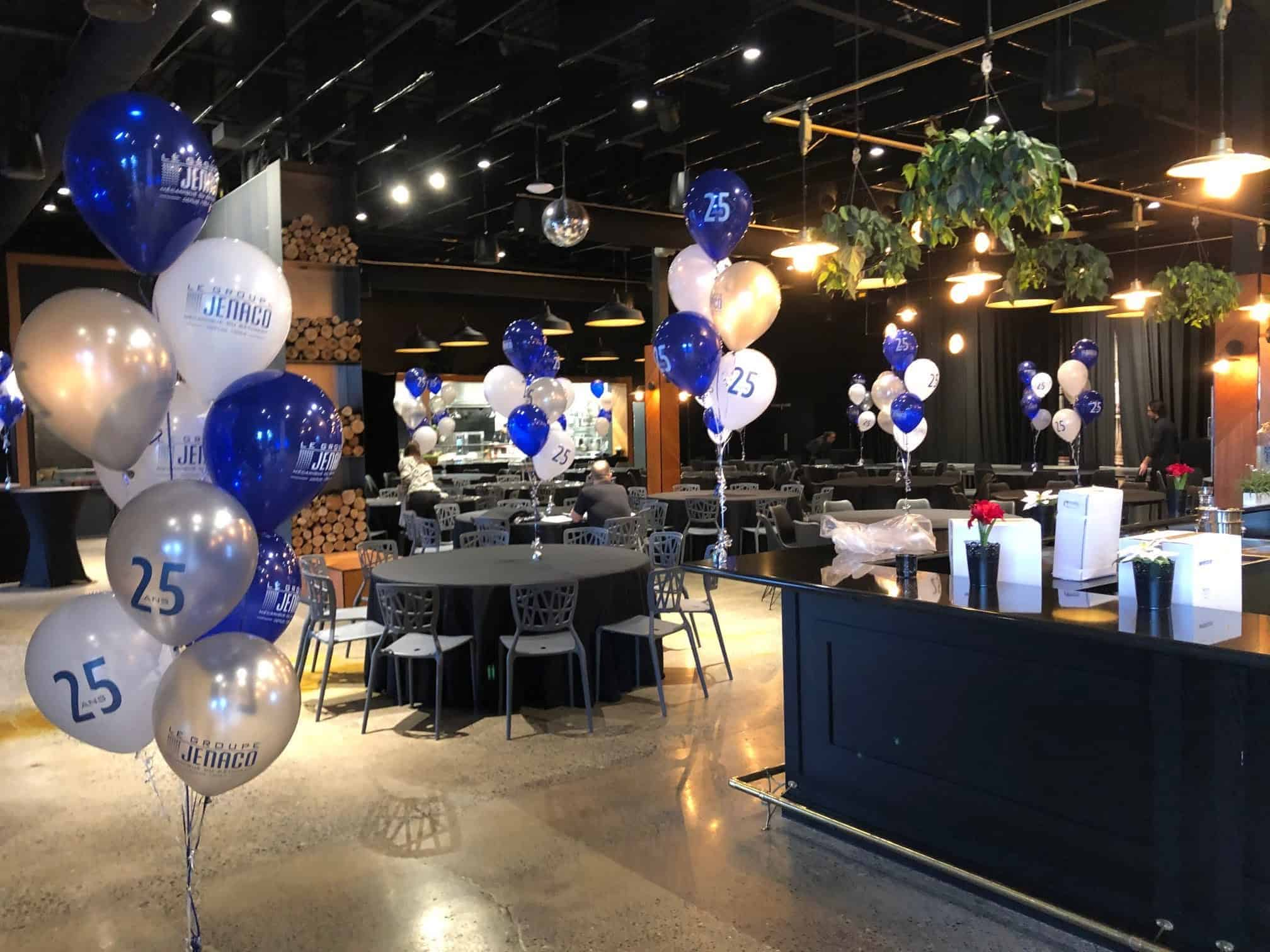 Custom Balloons for corporate events