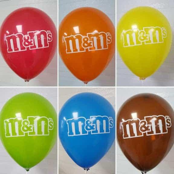 Custom Balloons in Canada