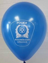Ballons personnalisés en latex Montréal