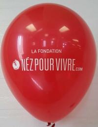 Ballons fondations Québec