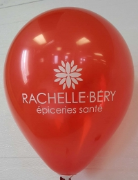 Ballons personnalisés ville de montréal