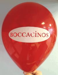 Logo imprimés sur ballons
